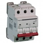 INTERRUPTEURS SECTIONNEURS 25A 600VDC