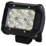 PROJECTEUR LED 18W 1250 LUMENS IP67, 9~32V ULTRA PUISSANT