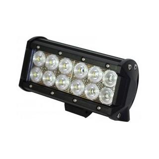 PROJECTEUR LED 36W 5600 Lux @ 1M, IP67, 9~32V ULTRA PUISSANT