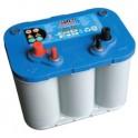 Batterie OPTIMA bleue-12V-75Ah -975A