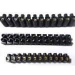 Barette 6mm² à vis pour raccord fil électriques