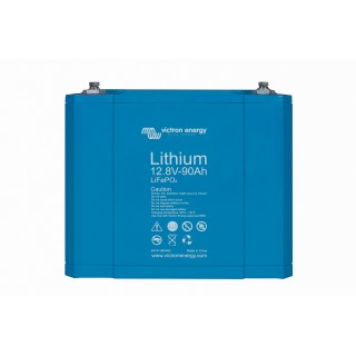 Batterie au lithium LFP 12,8 V-60Ah BMS VICTRON