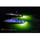 Eclairage LED sous-marin OCEANLED serie Xtrem