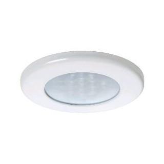 Spot LED TED BLANC 10/30V blanc chaud