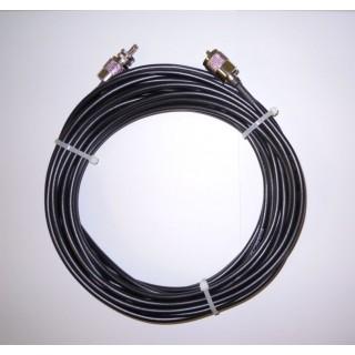 Rallonge de câble RG58 pour VHF/UFH avec prises PL259 soudés