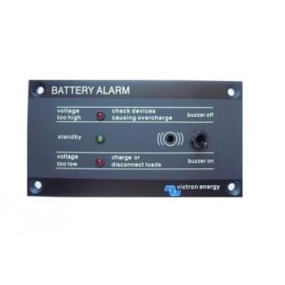 Tableau d'alarme de batterie Victron. 12 /24V.