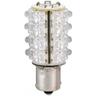 AMPOULE 20 LEDS BA15D 12V 2.5W (25W)