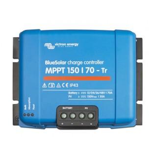 Régulateur de charge MPPT 12/24/36/48V-70A Victron Energy, Garanti 5 ans.