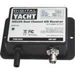 Récepteur double fréquence AIS-100 Digital Yacht, NMEA, garanti 2 ans