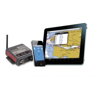 Récepteur iAIS Primé avec interface sans fil.
