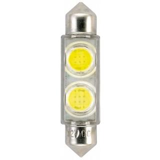 NAVETTE LED 12V 1W (10W) 10X41mm