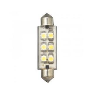 NAVETTE LED 12V 3W (30W) 12X42mm