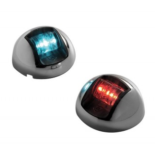 Feu de navigation LED , 12V 1W, etanche, 2NM