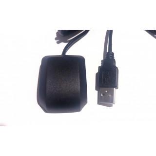 Mini Antenne GPS active 50 canaux USB NMEA0183 Etanche