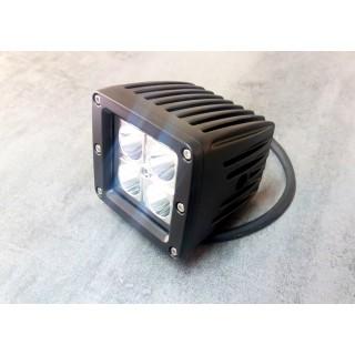 PROJECTEUR SPOT LED 16W 8° 18000 Lux @ 1m, IP67, 9~32V ULTRA PUISSANT