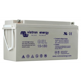 Batterie au GEL 12V-60Ah, Victron energy, durée de vie 10 ans, garantie 2 ans