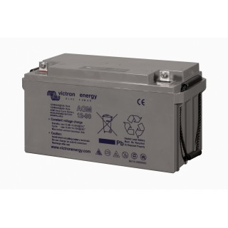 Batterie AGM 12V-130Ah, Victron energy, durée de vie 10 ans, garantie 2 ans