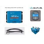 PACK Régulateur MPPT 100V/30A + Contrôleur/afficheur + Câble spécial