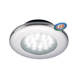 Spot LED CAPELLA INOX 12V blanc