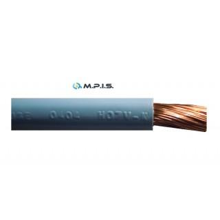 Fil électrique souple multibrins H05VK 1mm²