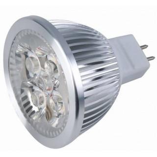 Ampoule Spot LED 12V-5W (50W) GU 5.3 Blanc Froid