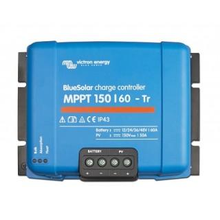 Régulateur de charge MPPT 12/24/48V-60A, Victron Energy, Garanti 5 ans.