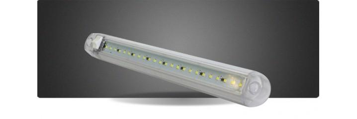 Réglette LED pour montage en applique
