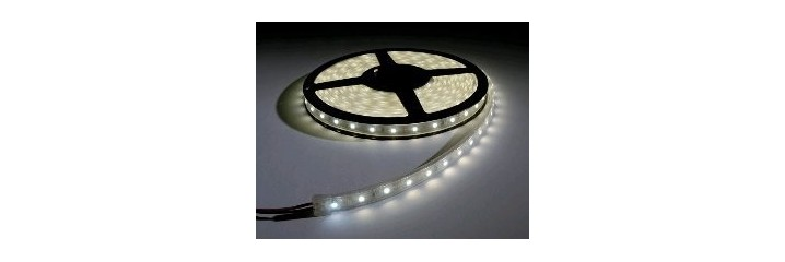 Bande LED souple étanche et autocollante