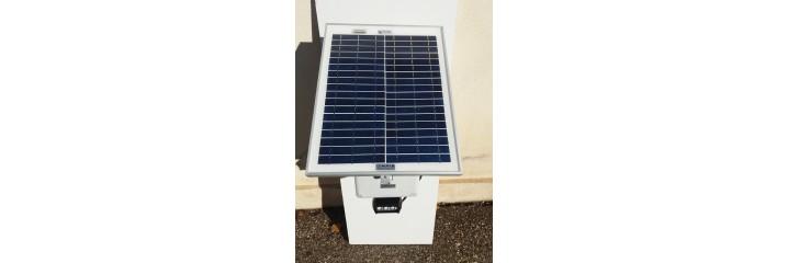 Projecteur solaire LED puissant