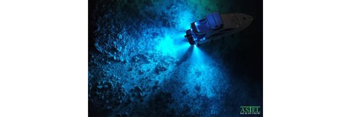 Projecteur sous-marin ASTEL Marine