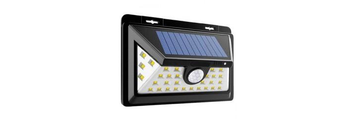 Eclairage Solaire Exterieur à LED