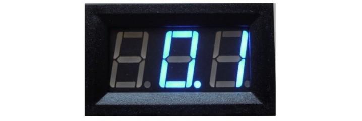 Voltmètre numérique