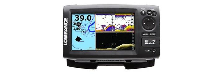 Sondeur & GPS