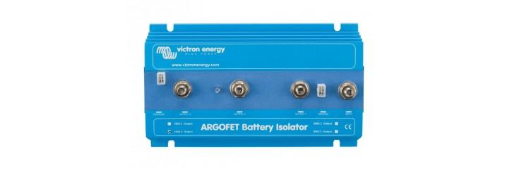 Répartiteurs à transistors.