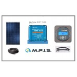 Kit solaire 12V/100W Mppt  Pro Victron energy