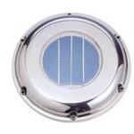 Extracteur d'air solaire Jour/Nuit avec batterie