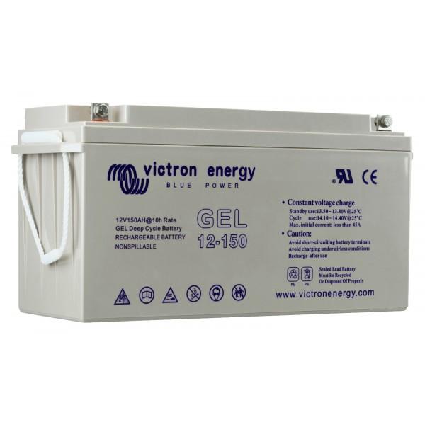 batterie au gel 12v 60ah victron energy dur e de vie 10 ans garantie 2 ans. Black Bedroom Furniture Sets. Home Design Ideas
